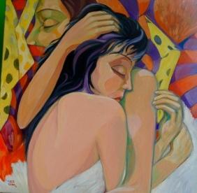 El abrazo | Else Cuerda