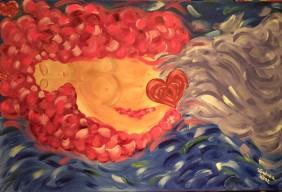 Con una mirada interna vengo a ofrecer mi corazón | Verónica Villar