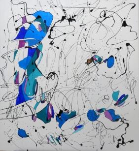 Recorrido interior | Juana Tumene