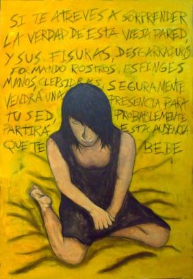 Cuarto Solo ( Alejandra Pizarnik) | Tomás Vidal